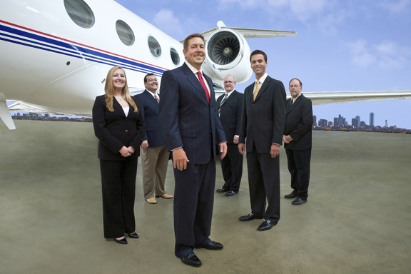 Dallas Jet International Airplane Sales, Jet Sales, Acquisitions and Management Team